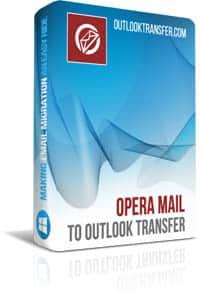 Muuntaa Opera Mail PST