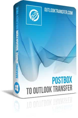 Postbox Outlook Transfer