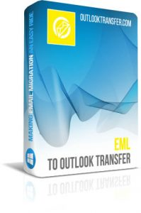 EML to Outlook Converter Box