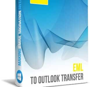 EML zu Outlook-Konverter-Box