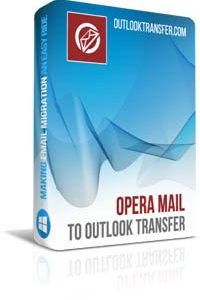 Opera to Outlook box