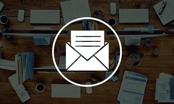 Mensagem de email