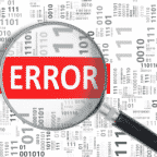 Examining error
