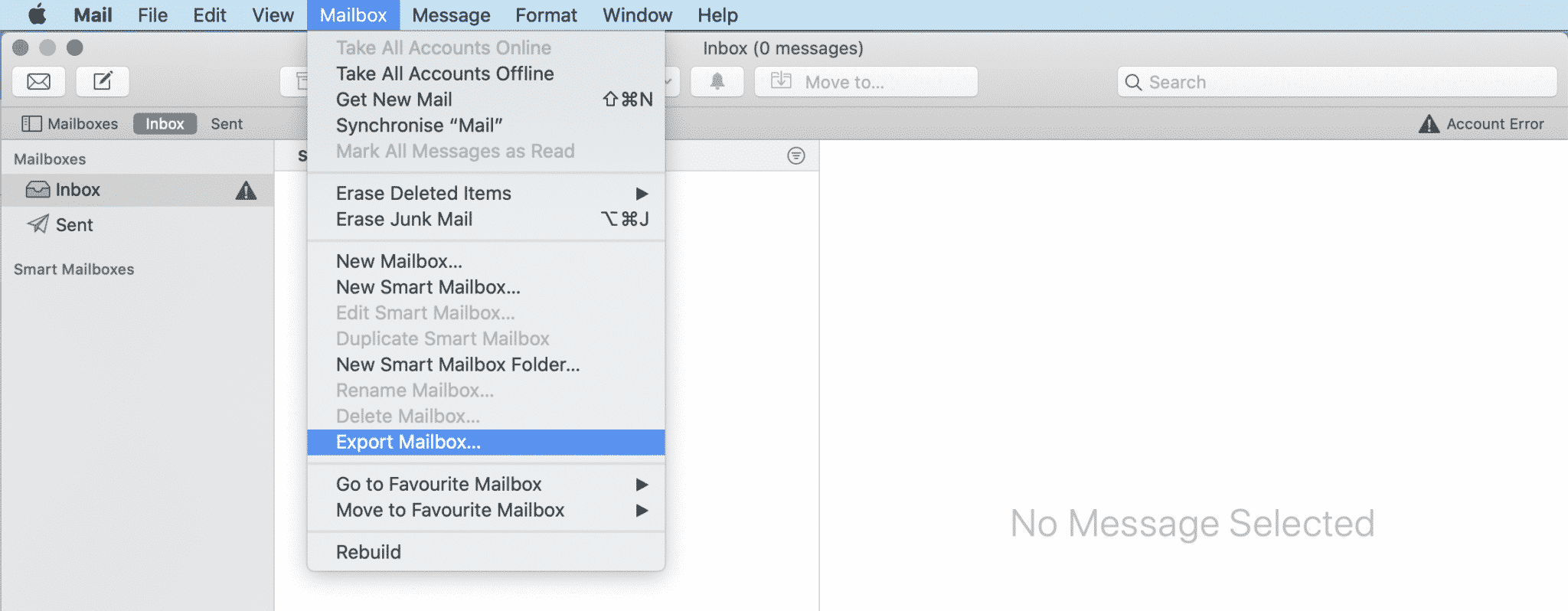 Convert Mac Mail to Outlook for Mac   Outlooktransfer.com