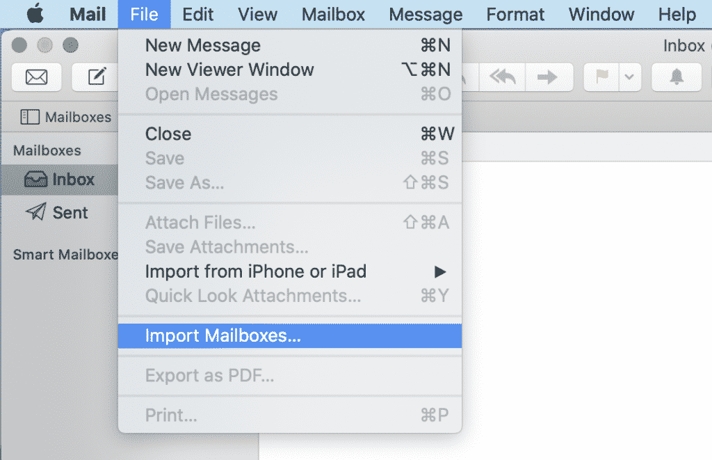 Mac Mail Import Mailboxes ...