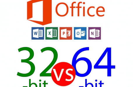 32 bitti VS 64 bit Office