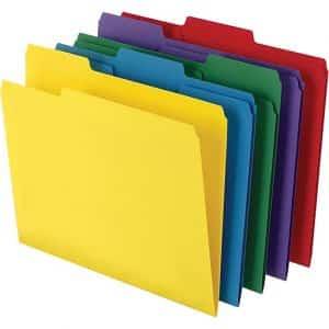 Outlook folders management