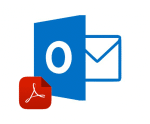 Outlook to PDF conversion