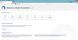 thunderbird tools