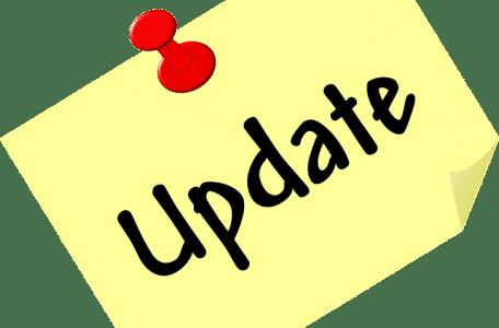 Nålas del av uppdatering